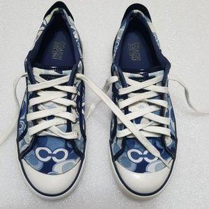 ♨️COACH♨️ Barrett shoes size 8B